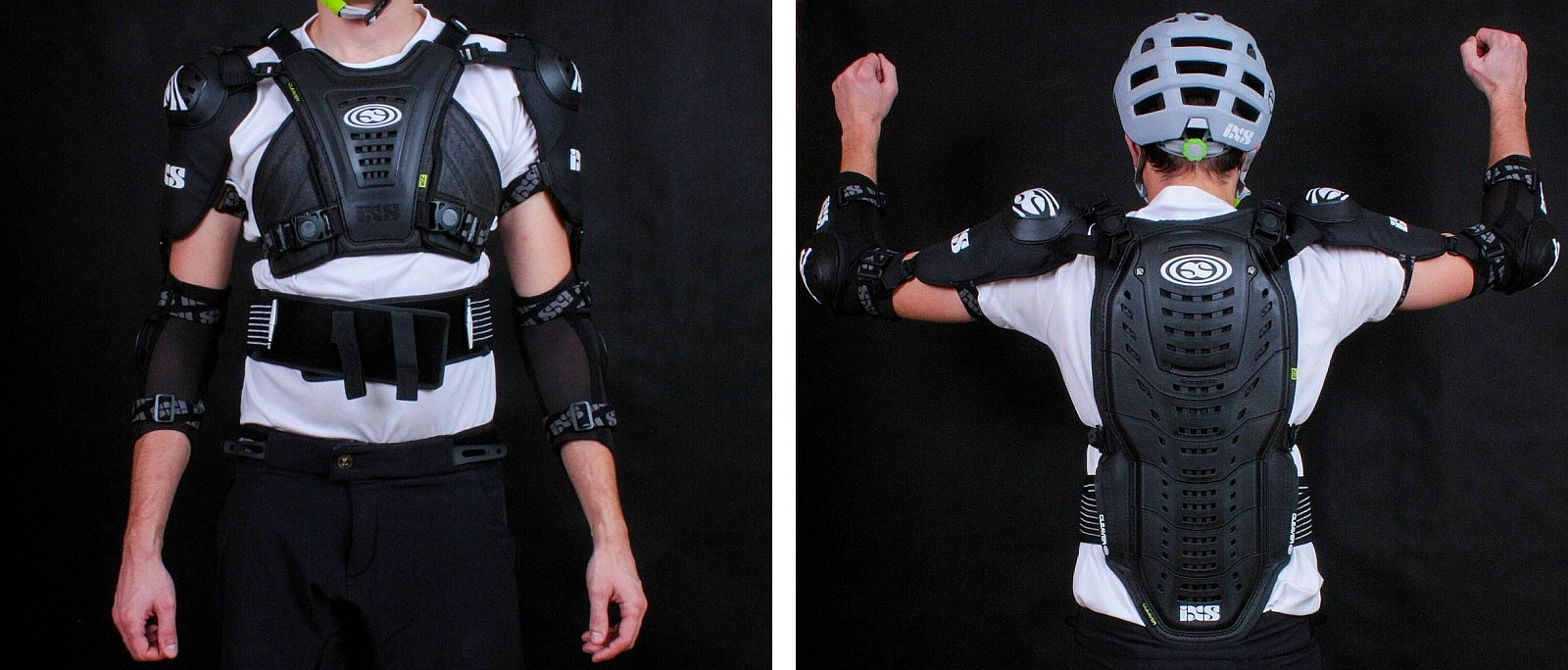 ixs cleaver body armor - first look