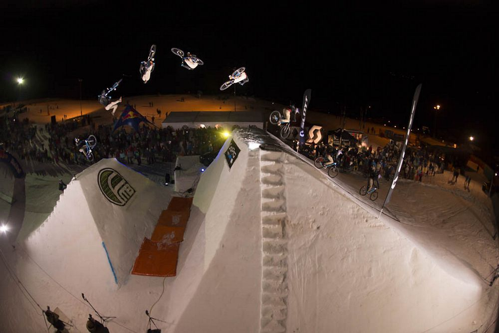 White Style jump-starts the 2015 season