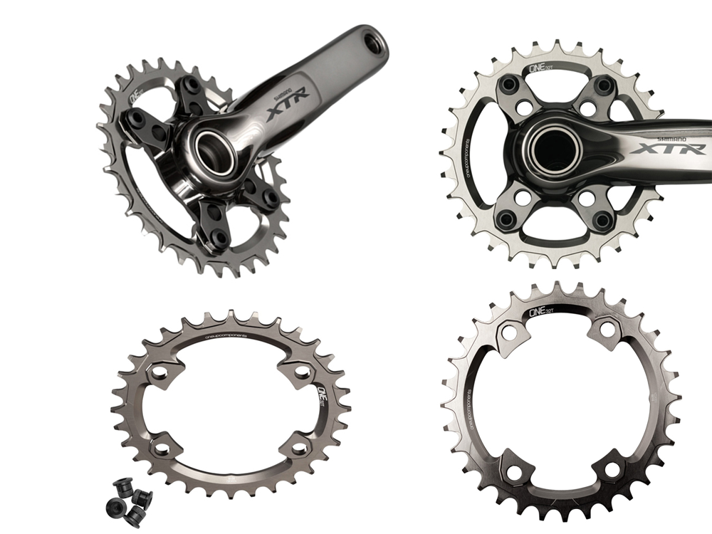 ccd18e8ab95 OneUp 45T sprocket for XT/XTR - 43RIDE bike mag