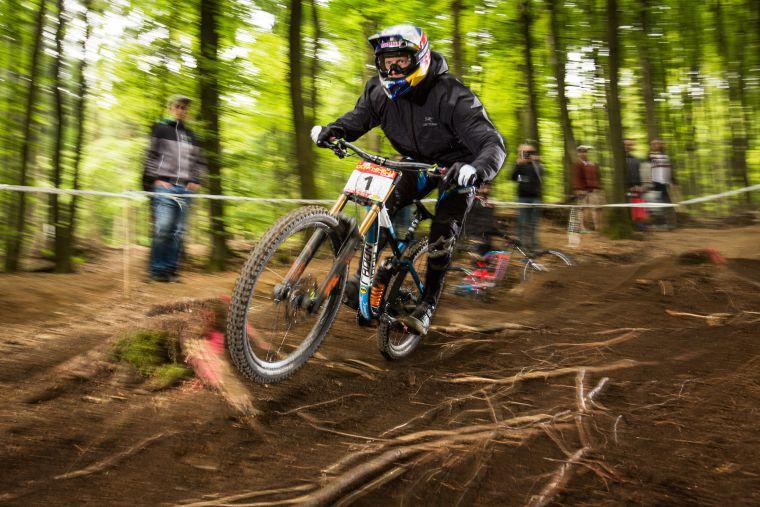 iXS Dirt Masters Festival: dzień czwarty - iXS Puchar Niemiec DH