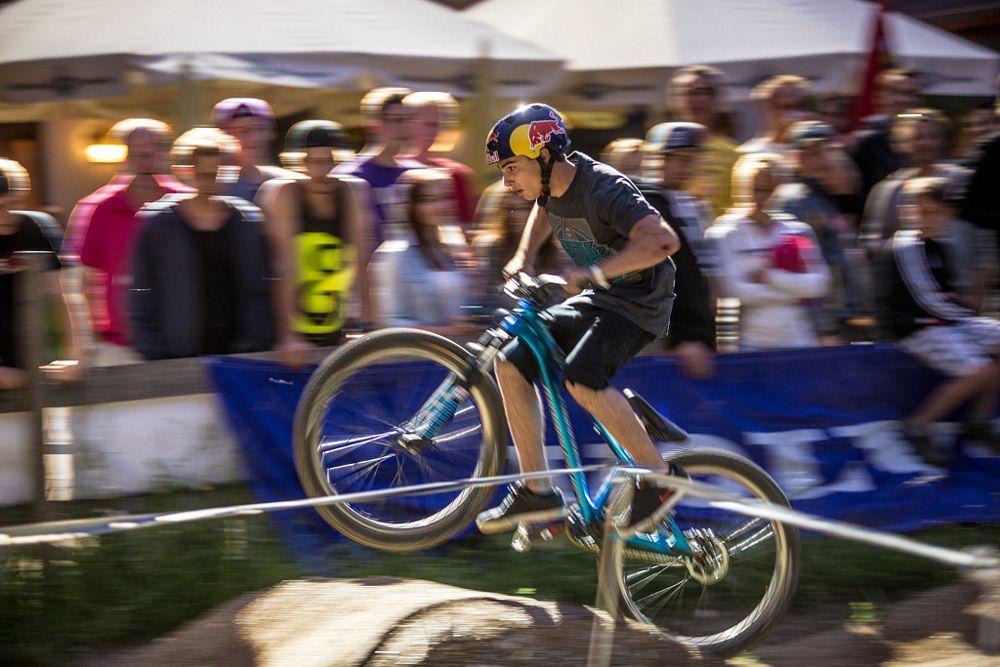 Ryan Nyquist weźmie udział w zawodach 26TRIX w Leogangu
