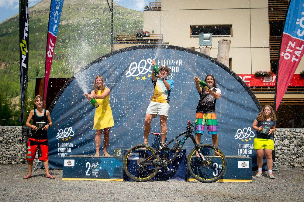 European Enduro Series 2015 #2: Lau i Thoma wygrywają w Sölden