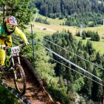 Riding is on the up-and-up for downhill juniors