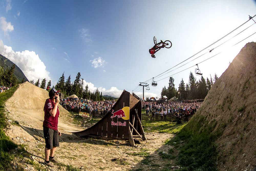 Crankworx Whistler - Red Bull Joyride już w ten weekend!