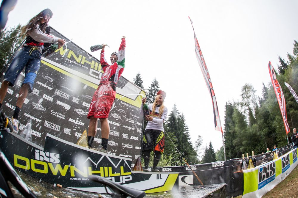 iXS European Downhill Cup #4: Fischbach and Widmann succeed in Spicak