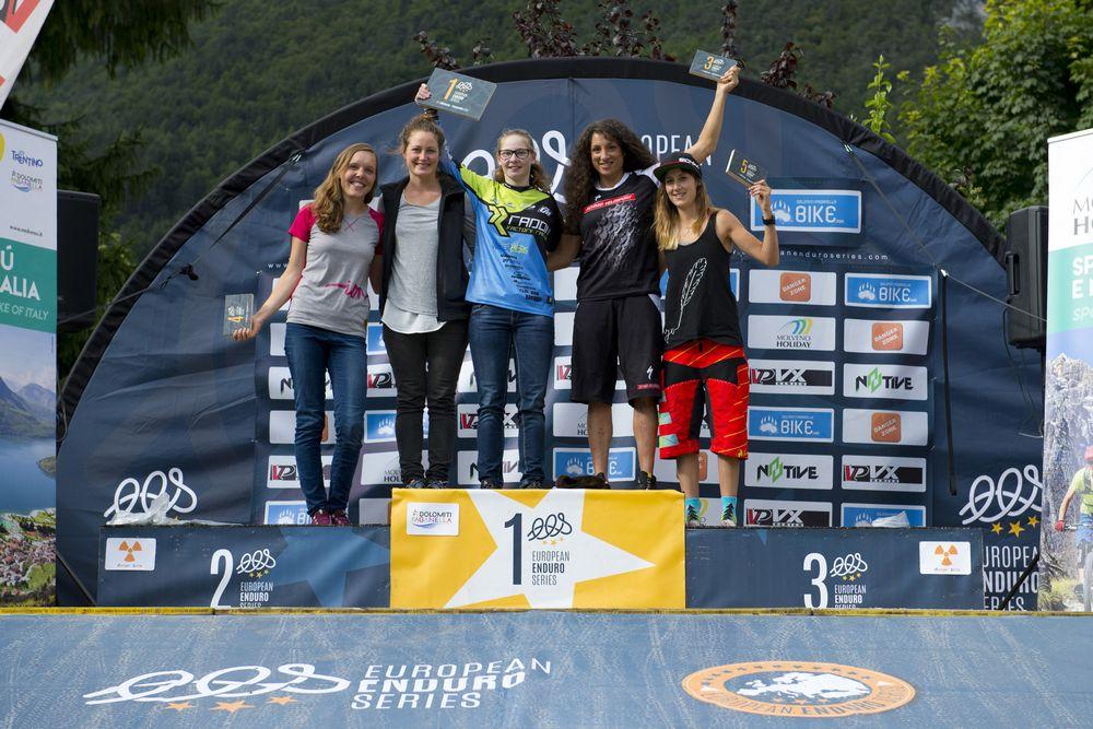 European Enduro Series 2015 #4: Reiser i Richter wygrywają w Molveno-Paganella