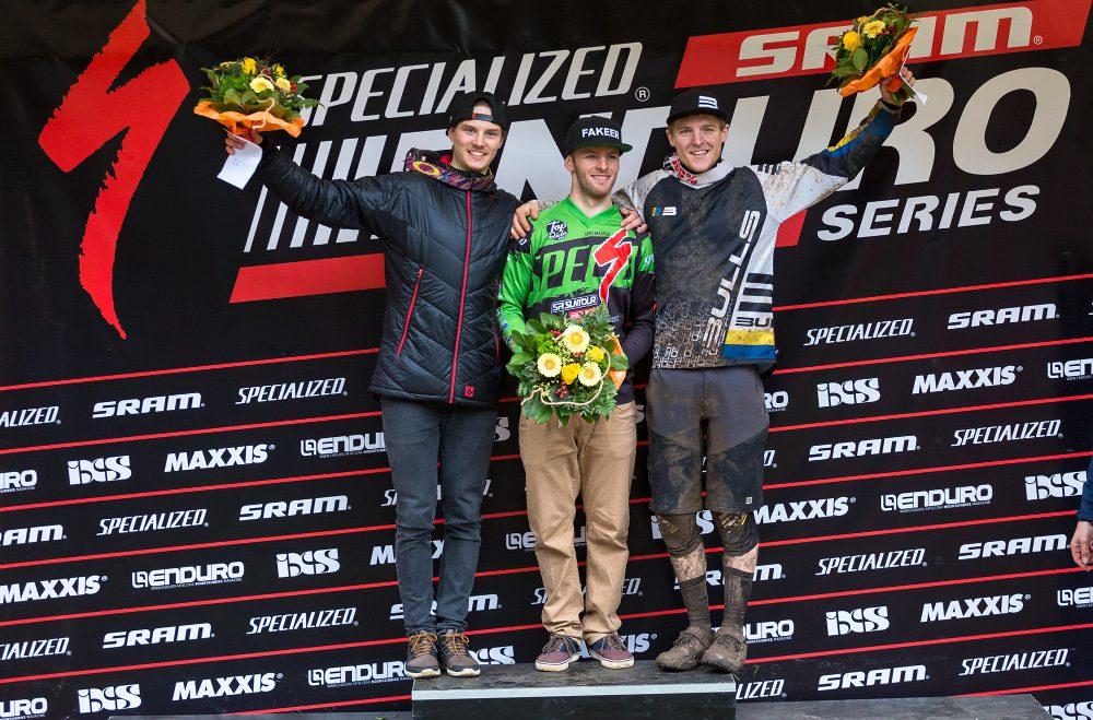 Specialized-SRAM Enduro Series 2016 #1: Tejchman i Richter wygrywają w Treuchtlingen