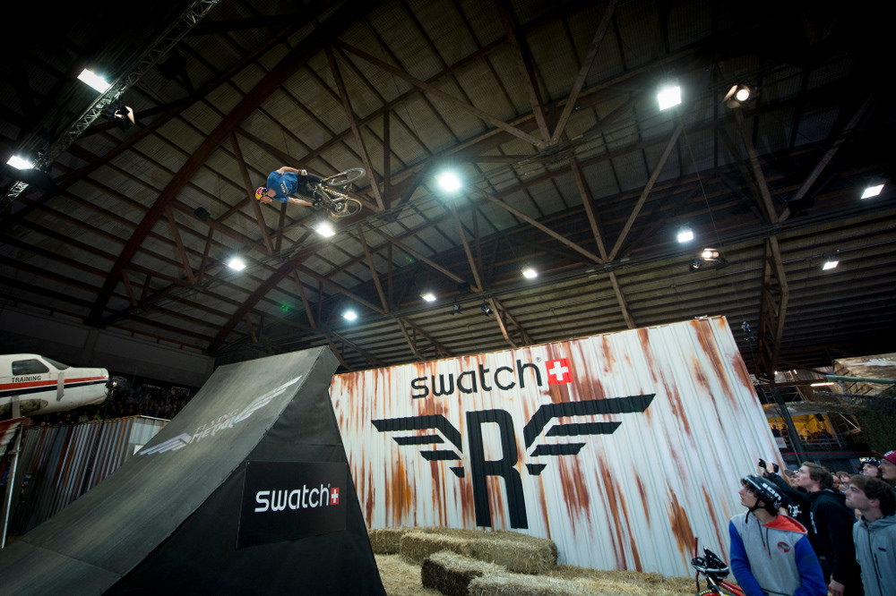 Swatch Rocket Air 2016: dzikie karty do zgarnięcia w szwajcarskiej dżungli
