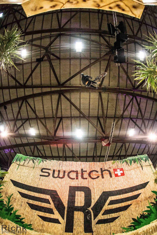 Nicholi Rogatkin wygrywa Swatch Rocket Air 2016
