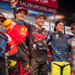 UCI Mountain Bike Downhill World Cup: Rachel Atherton and Aaron Gwin write history in Leogang