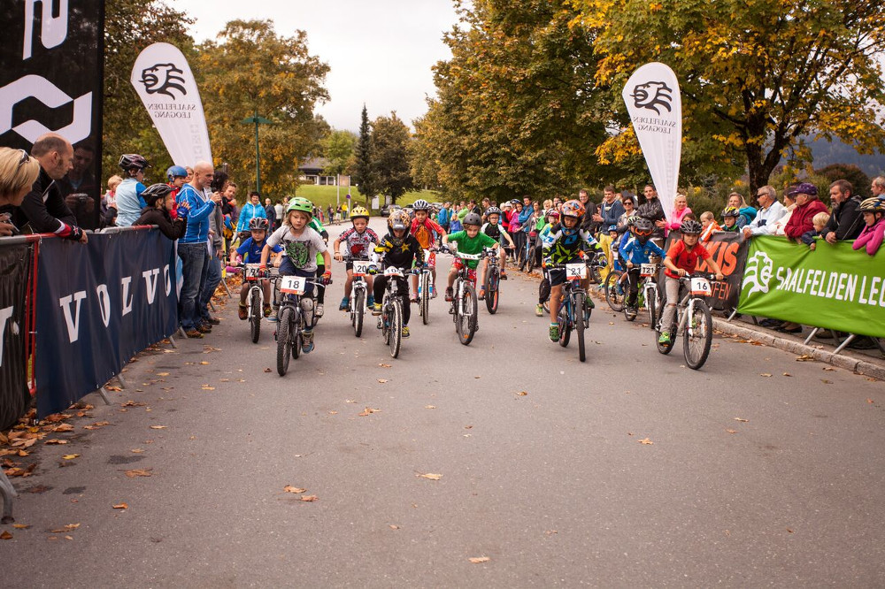 Action, Adrenaline and Speed – Biketember Festival in Saalfelden Leogang
