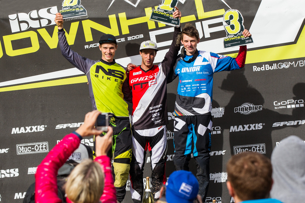 iXS European Downhill Cup 2016 finals in Leogang