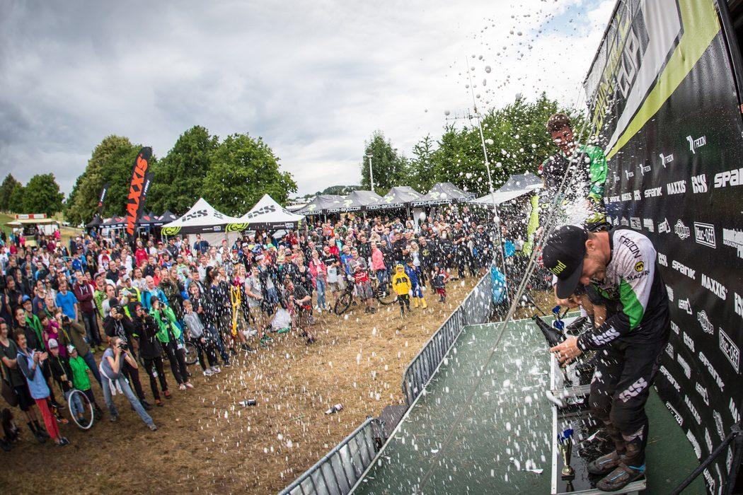 Rozkład jazdy iXS Downhill Cup 2017