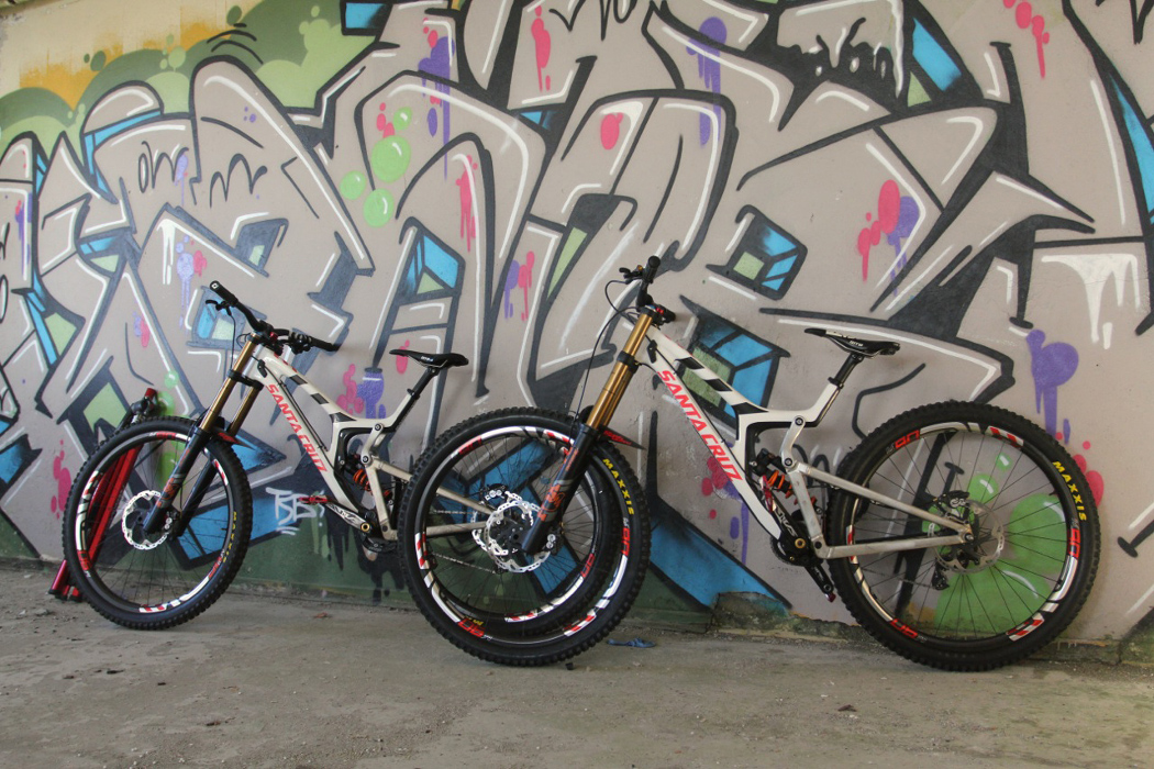 Santa Cruz V10 29er