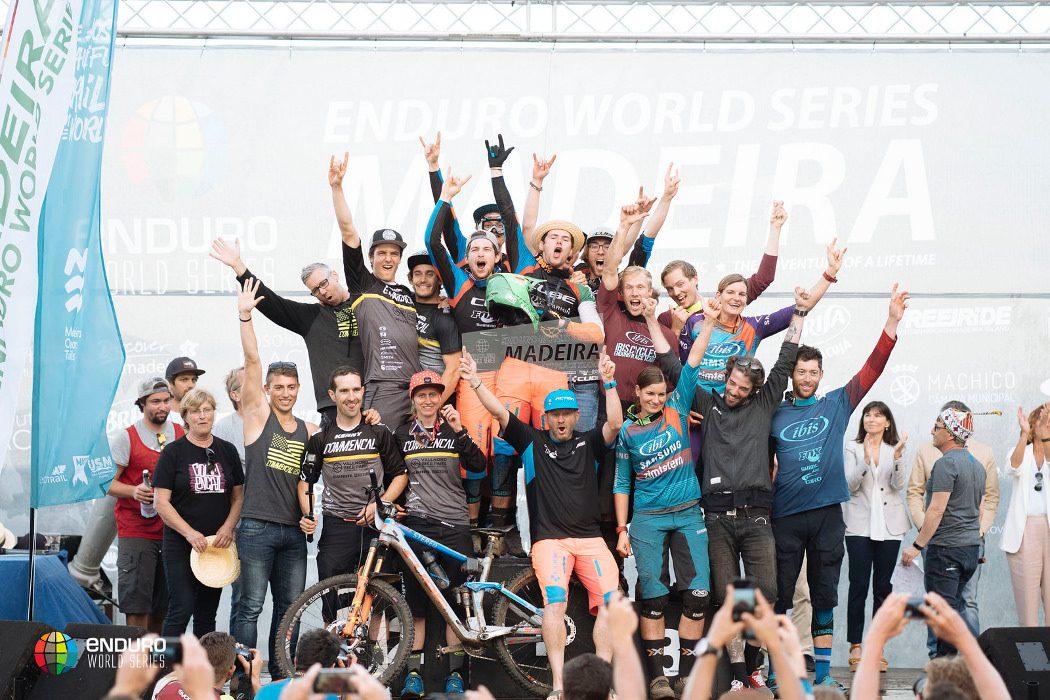 Enduro World Series 2017 #3: Ravanel and Callaghan triumph in Madeira