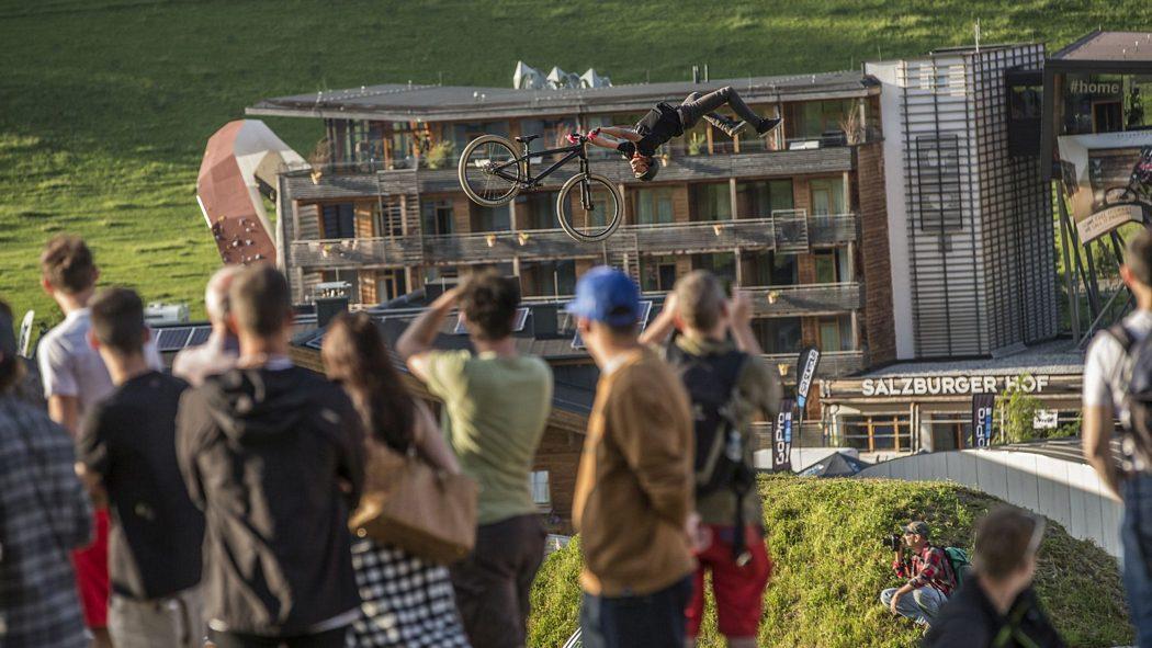 Saalfelden Leogangs Speedster to host UCI Mountain Bike Downhill World Cup