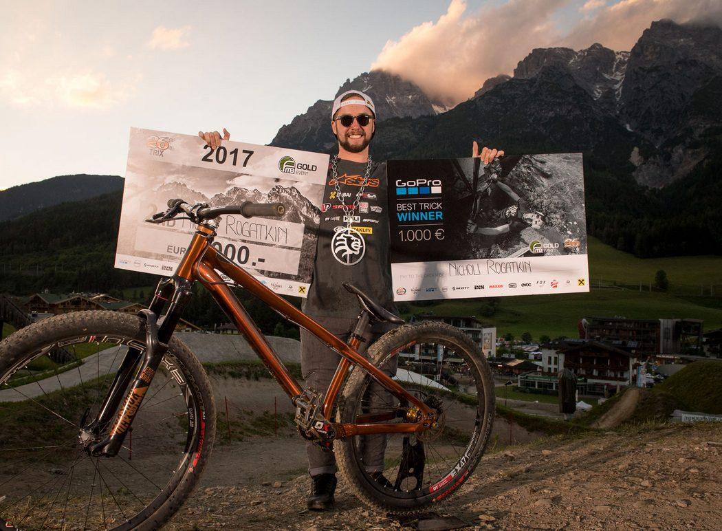 Diego Caverzasi wygrywa zawody 26TRIX 2017