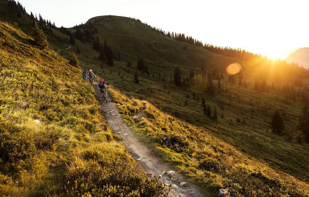 Bike adventure - Saalfelden Leogang 2017