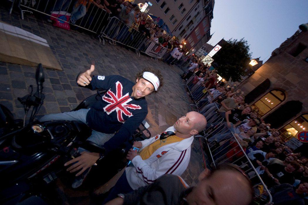 Red Bull District Ride 2017: ogromna publiczność, historyczne miasto, legendarne zawody