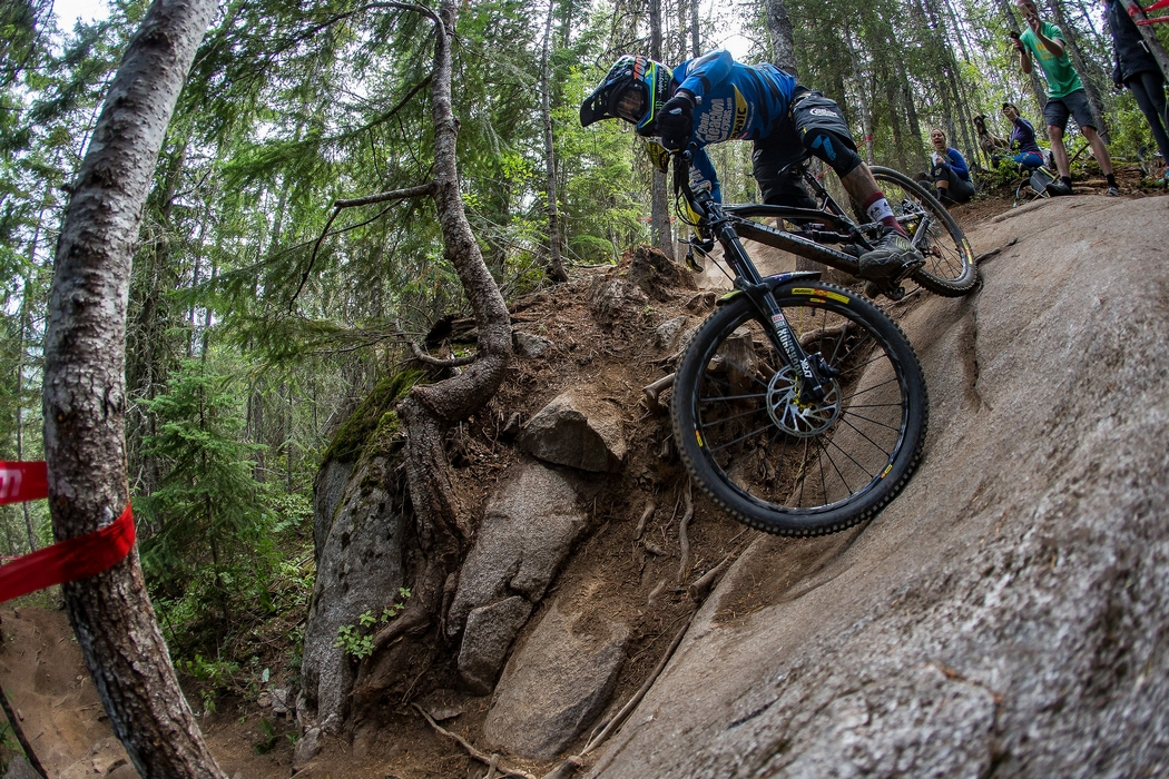 Whistler local takes historic win at Whistler Enduro World Series