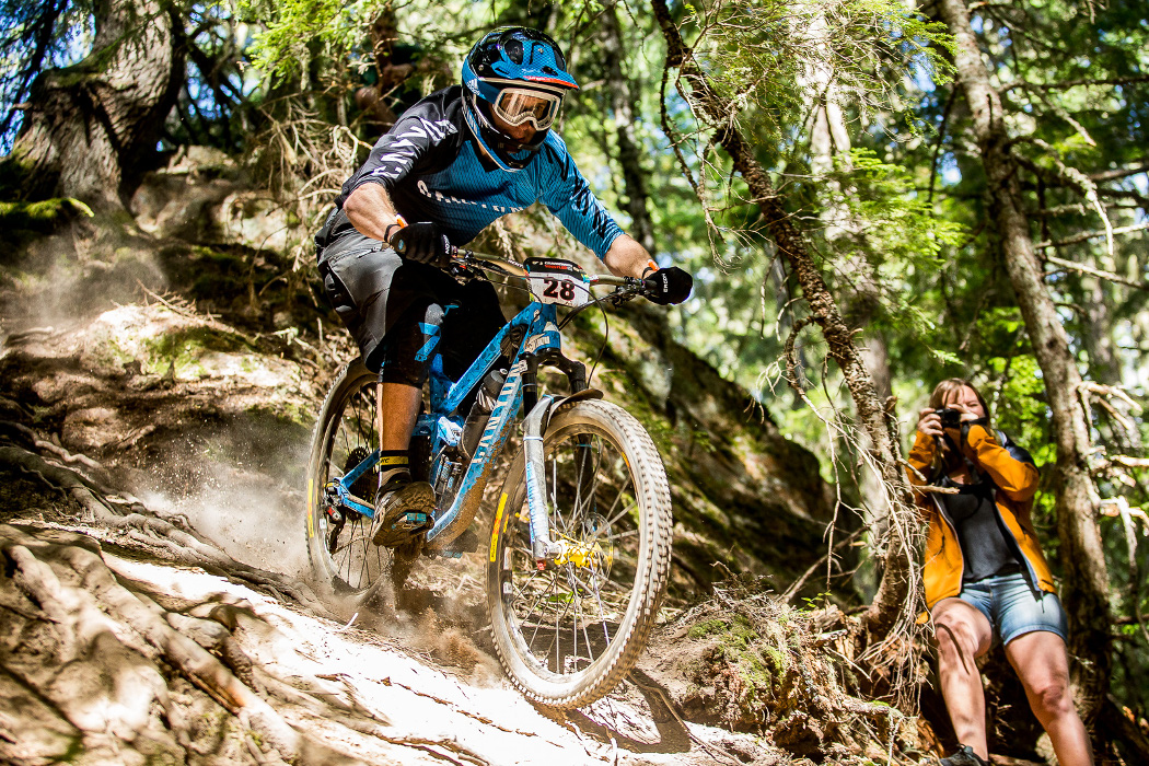 Justin Leov announces retirement from elite MTB racing