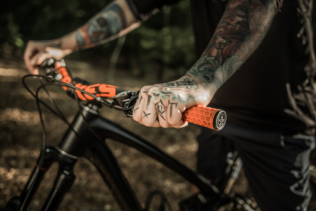 Hold Fast - brand new lock-on grips from NS Bikes