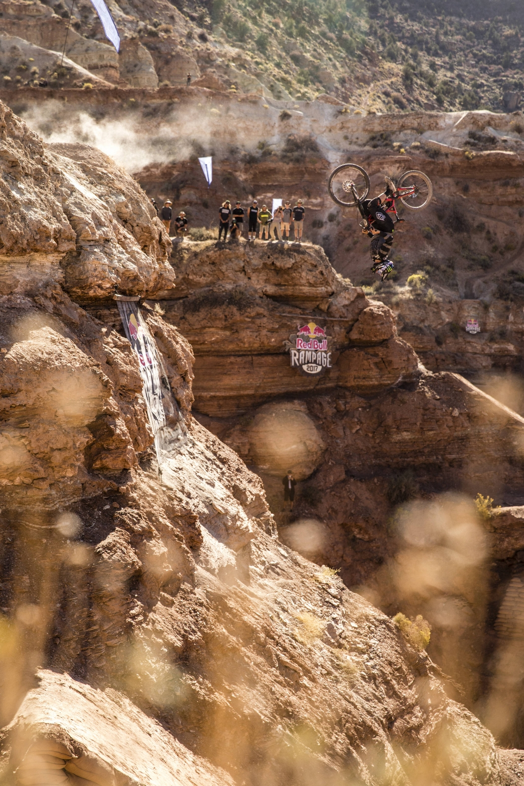 Kurt Sorge wins Red Bull Rampage 2017
