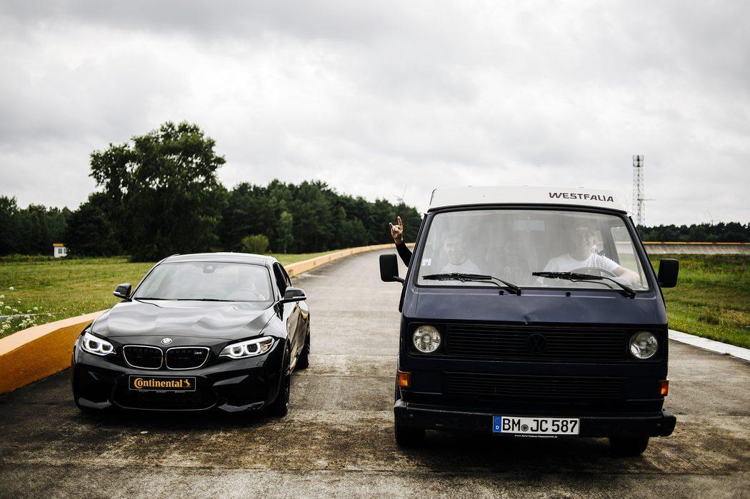 LederBROsen - Danny MacAskill and Martin Söderström do Germany