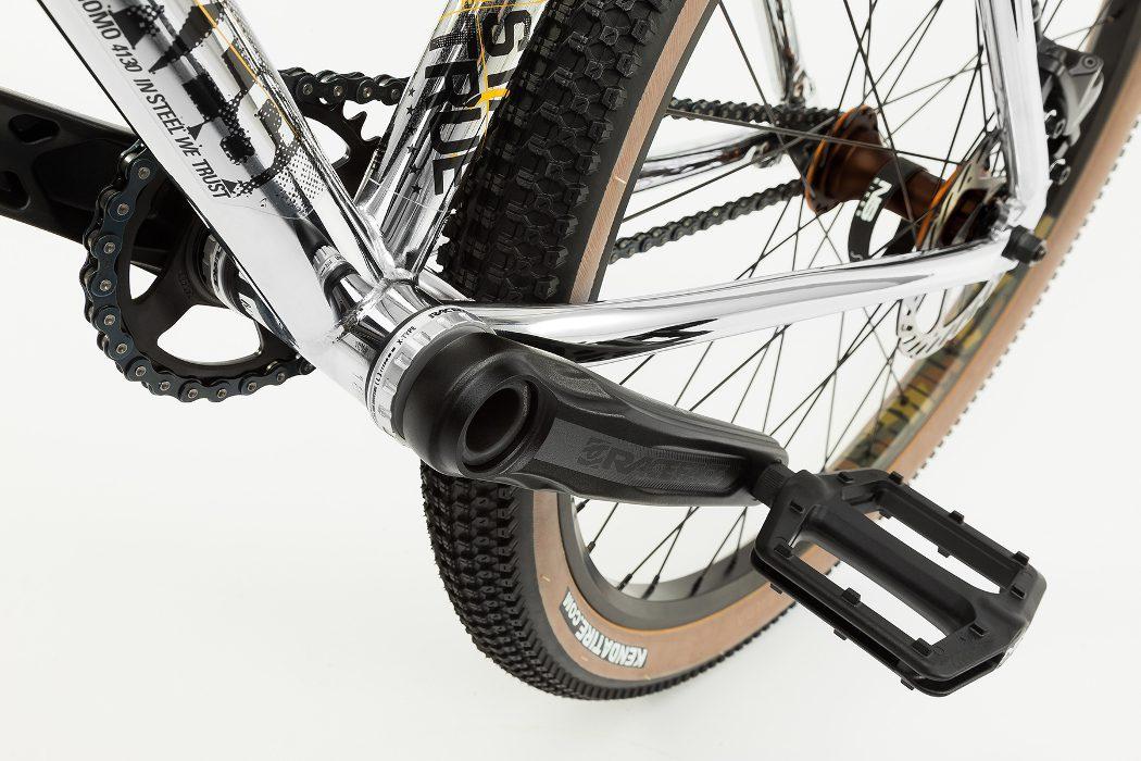 NS Bikes Metropolis - heritage of steel