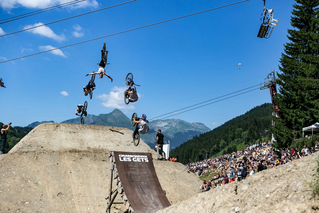 Crankworx and FMBA Launch Slopestyle World Championship