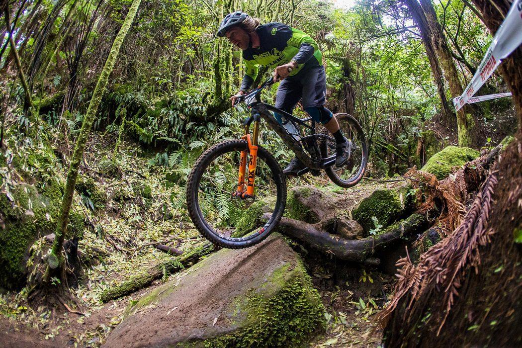 Crankworx Rotorua 2018: Casey Brown dominuje wyścig Giant Toa Enduro