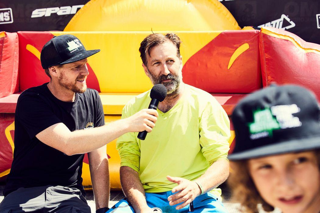 Serfaus-Fiss-Ladis: interview with Ron & Jackson Goldstone