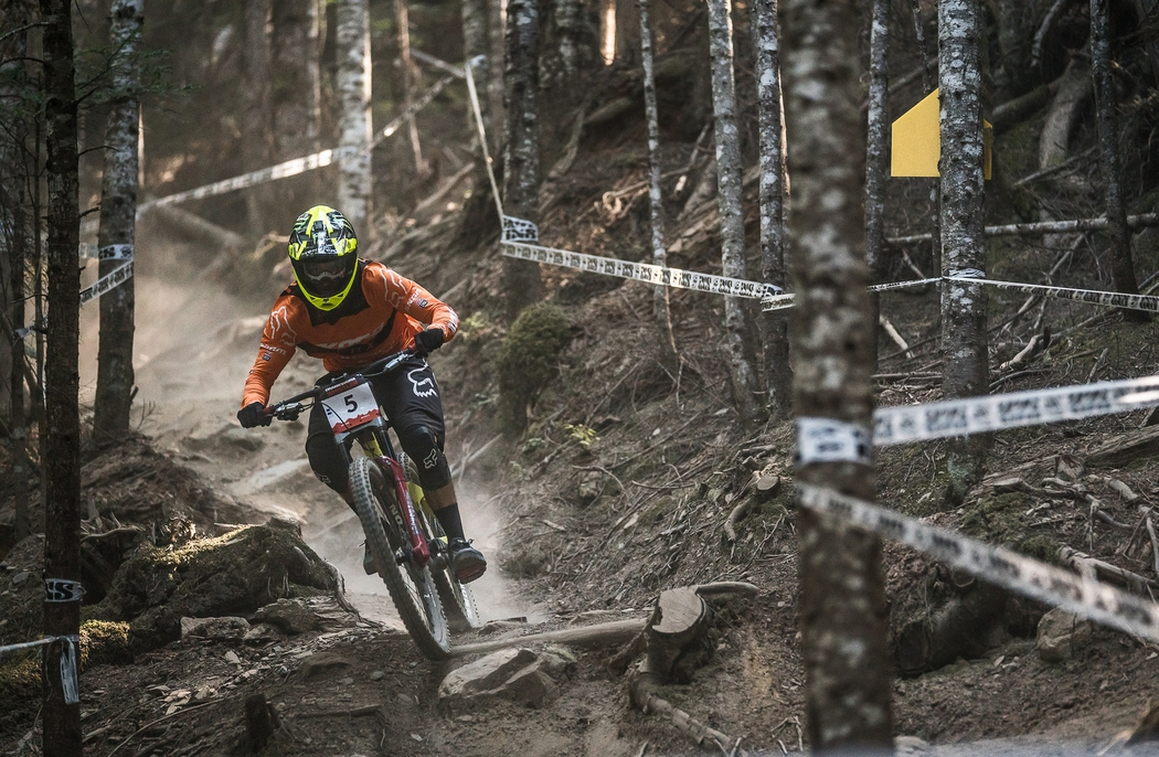 Australians repeat at final race at Crankworx Whistler, and Blenkinsop secures King of Crankworx title