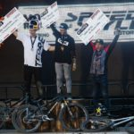 Kiwi newcomer takes down some of sport's biggest to win Mons Royale Speed & Style Rotorua