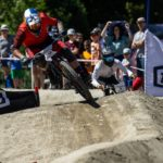Vaea Verbeeck takes second Crankworx Dual Slalom win and Matthew Sterling takes first elite win at Crankworx Innsbruck