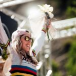 Rachel Atherton back on the bike and targeting World Cup return