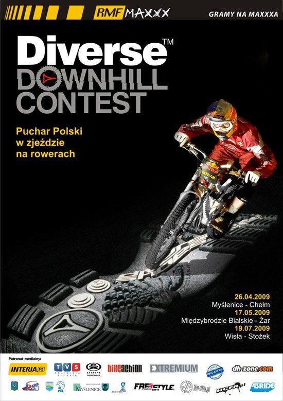 Diverse Downhill Contest 2009