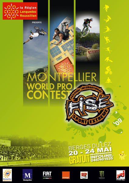 Fise Montpellier 2009