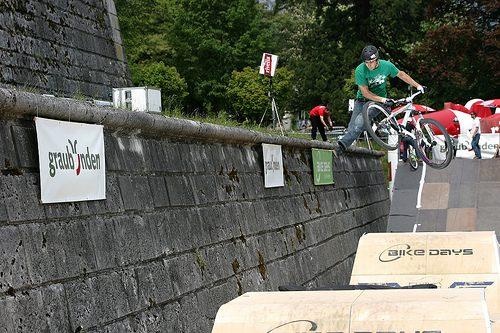 Bikedays.ch - zawody BMX & MTB Dirt