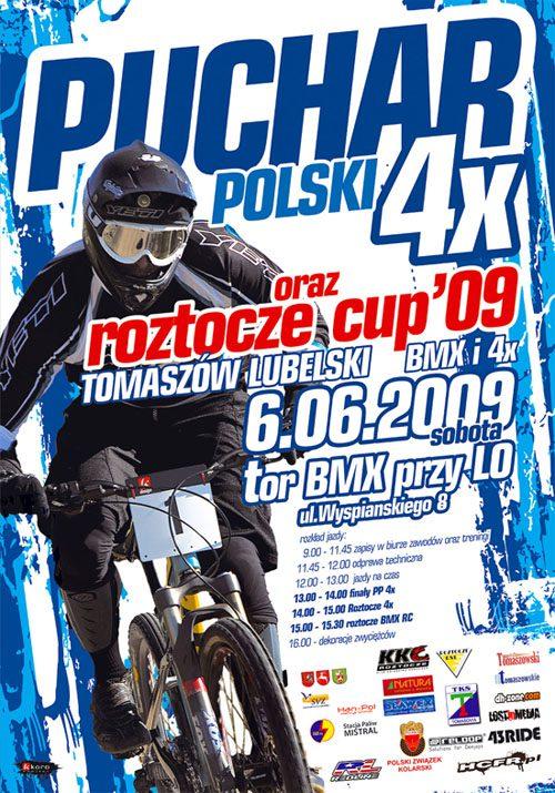 Puchar Polski 4X - Tomaszów Lubelski