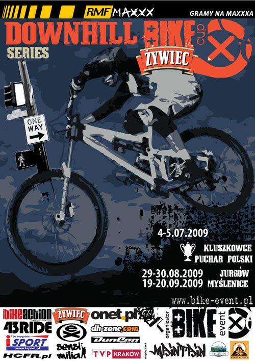 Żywiec Bike-Cup DH series