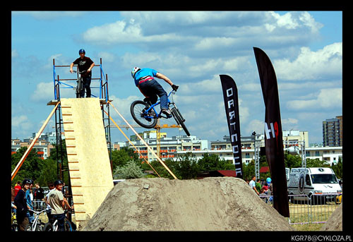 Dirt Jam na Men's Day
