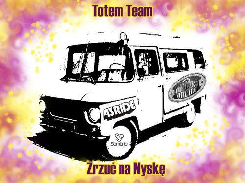Totem Team zbiera na Nyskę!