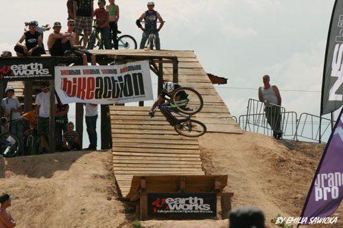 Dirt/slopestyle Odolanów 2009