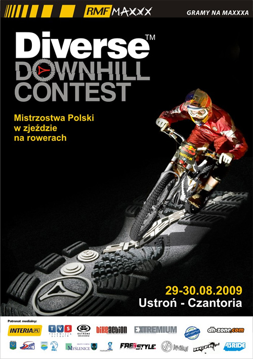 Mistrzostwa Polski Diverse DH Contest
