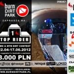 KONKURS TOP RIDER NA BURN DIRTPARK.