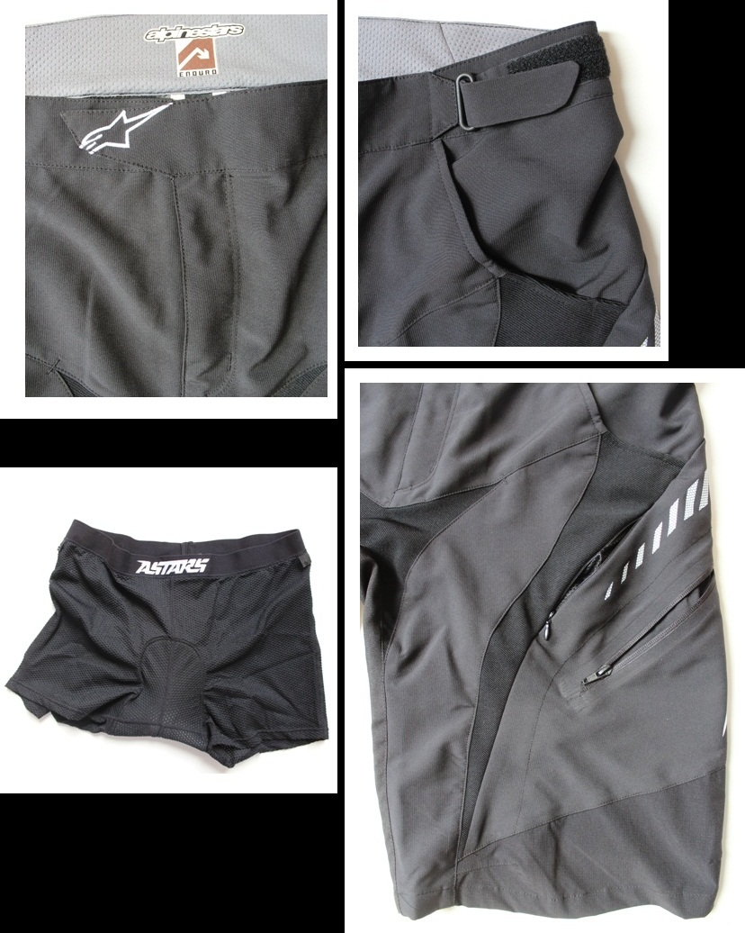 drop shorts BLACK_43