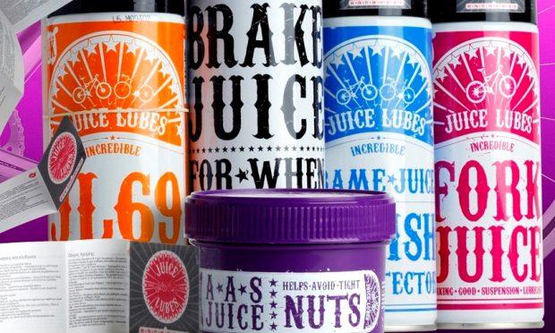 Juice Lubes - środki do konserwacji i dopieszczenia roweru