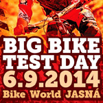 Big Bike Test Day – BIKE WORLD Jasná: Záhradky