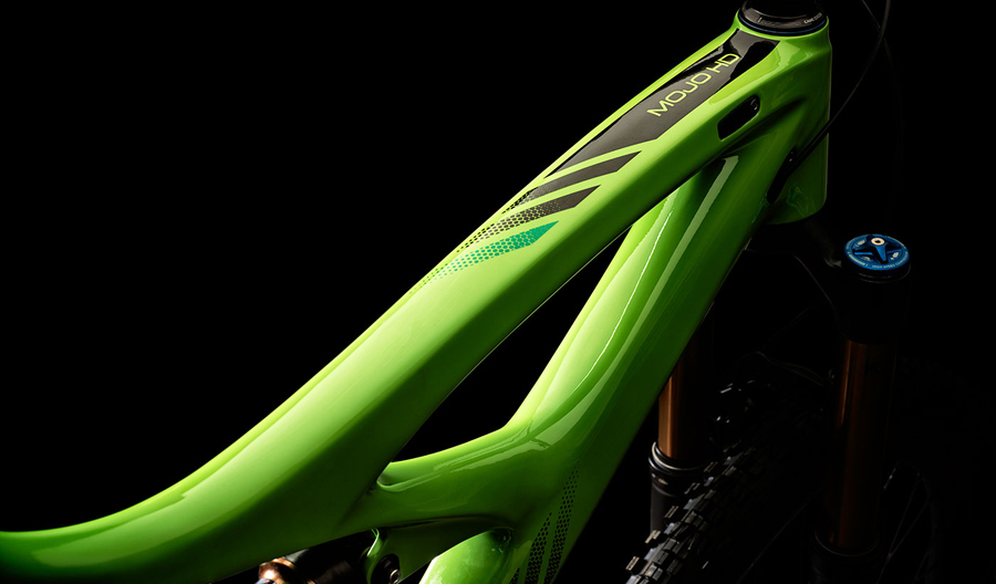 Mojo-HD3-Top-Tube-Green